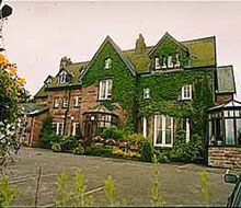 Отель THE ALDERLEY EDGE HOTEL