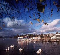 Отель THE OLD ENGLAND - WINDERMERE