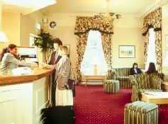 Отель Ramada Jarvis Abbey Park