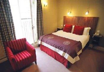 Отель Lace Market Hotel