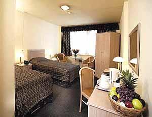 Отель Nottingham Gateway Hotel